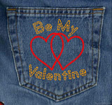 Old Denim Valentine